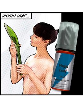T JUICE VIRGIN LEAF CONCENTRATE 10 ml