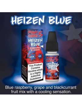 10 ml Heizen Blue e-liquid