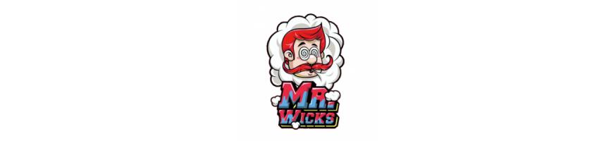 Mr Wicks E-liquid Ireland - Irish home for Mr Wicks vape Juices - Top E cigarette Ireland