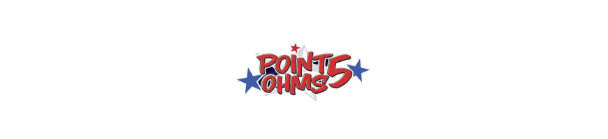 Point Five Ohms eLiquid Ireland / Best e-liquid in Ireland