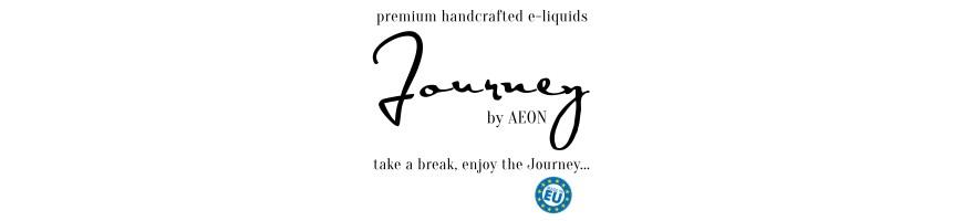 Journey eLiquids - Vape Juice by Aeon Ireland