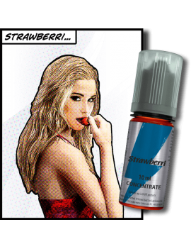 STRAWBERRI T-Juice E-liquid