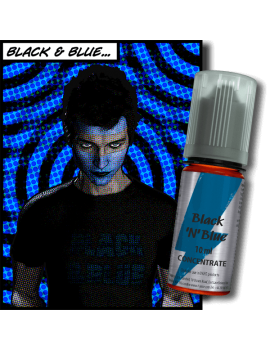 BLACK N BLUE T-juice e-liquid