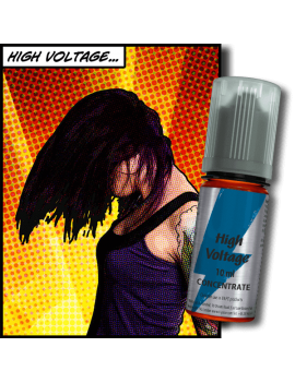 HIGH VOLTAGE T-juice e-liquid
