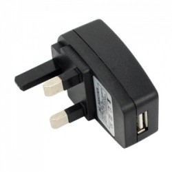 UK 3 PIN WALL ADAPTER