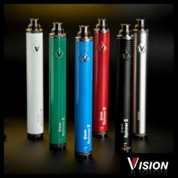 VISION SPINNER 2 BATTERY 1600 MAH IRELAND