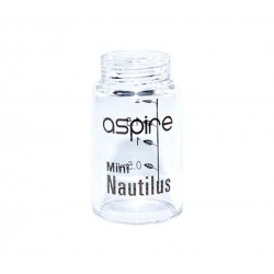 ASPIRE MINI NAUTILUS REPLACEMENT GLASS TANK